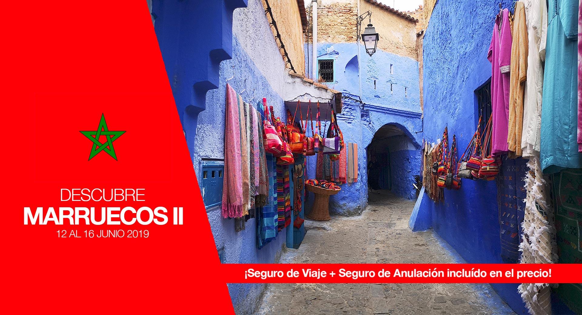 Descubre Marruecos II